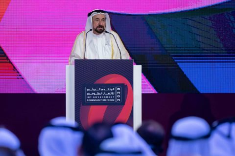 HH Sheikh Dr Sultan bin Mohamed Al Qasimi, Supreme Council Member and Ruler of Sharjah (Photo: AETOSWire)