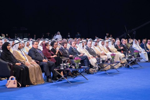 IGCF Sharjah: World Leaders Call for Stronger 2-Way Communication Between Governments and People (Photo: AETOSWire)
