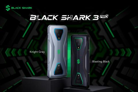 Black Shark 3 Pro(写真:ビジネスワイヤ)