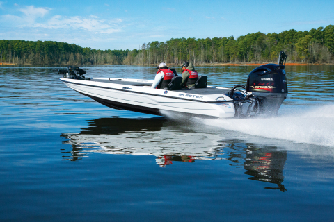 The all-new Skeeter ZXR, the ultimate bass fishing performance boat, will be on display in the Skeeter booth during the 2020 Bassmaster Classic. (Photo: Business Wire)