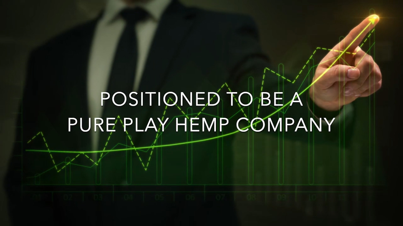 Hemp –The Evolution of Industry. Learn More. Generation Hemp, Inc. (OTCPK: GENH) Genhempinc.com
