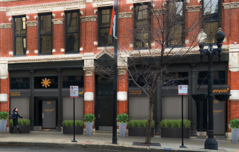 Cresco Labs proposed Sunnyside* Dispensary in the prized River North neighborhood of Chicago (Photo: Business Wire)