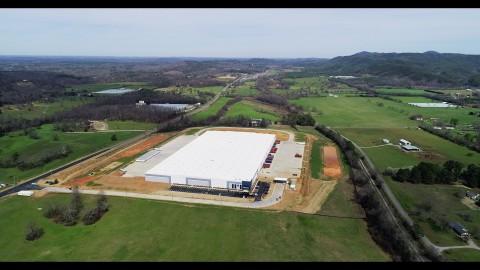 Southern Logistics Center Overhead View (Photo: GE Appliances, a Haier company)
