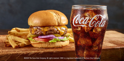 O'Charley's Restaurant + Bar is now serving Coca-Cola products and is celebrating with a limited-time Coca-Cola beverage offer and sweepstakes. (Photo: Business Wire)