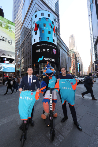 Helbiz, Announces Major Jersey Sponsorship Deal with Miami FC, to Enrich Community and Promote Safe Mobility Across Miami (Photo: Business Wire)