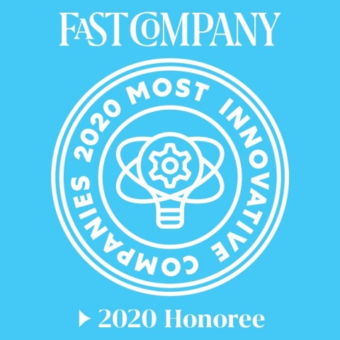 Spaceflight Named to Fast Company's Annual List of the World's Most Innovative Companies for 2020 (Graphic: Business Wire)
