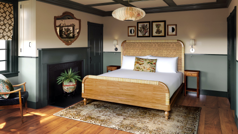 Standard Guestroom at Life House, Nantucket (Photo: Business Wire)