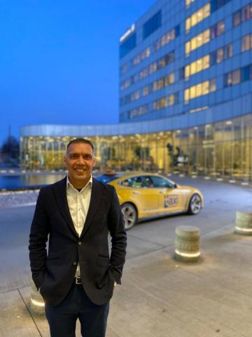 Ashish Silodia, ex Salesforce COO-UK, joins Vyntelligence to drive hyper growth (Photo: Business Wire)
