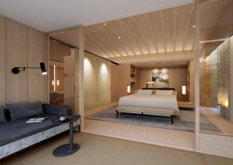 The Ritz-Carlton suite (Photo: Business Wire)