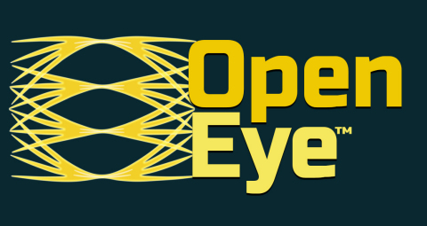 The Open Eye MSA aims to accelerate the adoption of PAM-4 optical interconnects scaling to 50Gbps, 100Gbps, 200Gbps, and 400Gbps by expanding upon existing standards to enable optical module implementations using less complex, lower cost, lower power, and optimized analog clock and data recovery (CDR) based architectures in addition to existing digital signal processing (DSP) architectures. (Graphic: Business Wire)