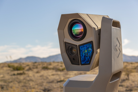 FLIR Ranger® HDC MR sets a new standard for surveillance with its ability to detect illegal activities, even in degraded weather conditions, using embedded analytics and advanced image processing so operators can distinguish quickly between true threats and false alarms. (Photo: Business Wire)