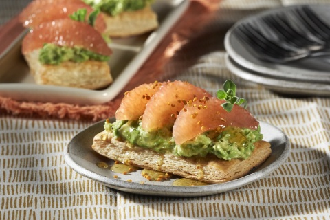Savory Tart of California Avocado (Photo: Business Wire)