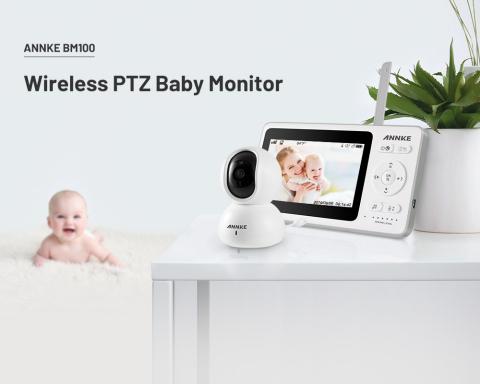 ANNKE BM100 PTZ Baby Monitor (Photo: Business Wire)