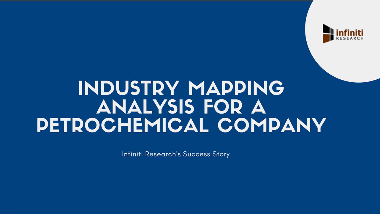 Infiniti Helped a Petrochemical Industry Client Optimize Facility Operations and Build a Strong IT Infrastructure Platform with Industry Mapping Analysis
