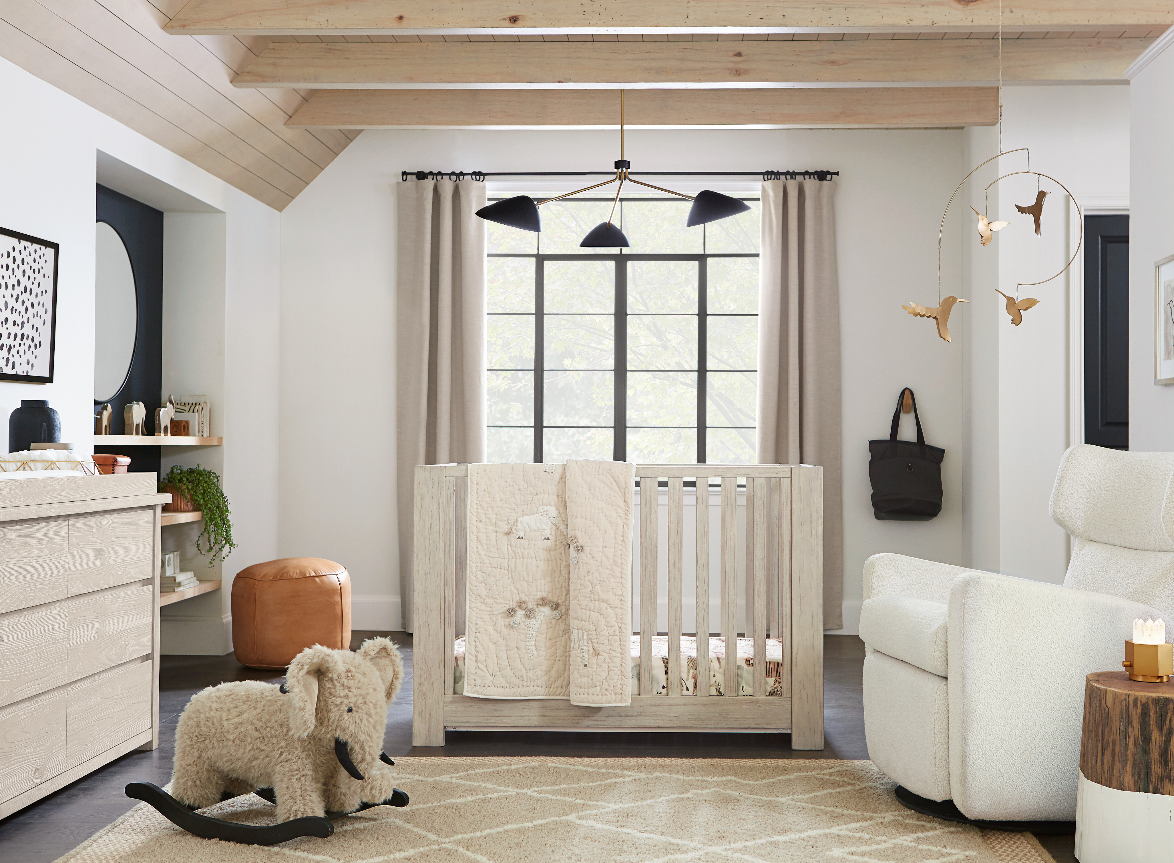 Pottery Barn Kids Launches Nursery