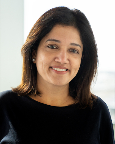 Gayatri Raman was appointed Head of International Business for Clearwater Analytics (Photo: Business Wire)