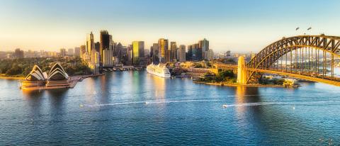 Sydney Harbor Bridge and Opera House. (Photo: Business Wire)