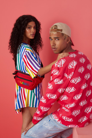 Guess?, Inc. Reveals Exclusive First Look at the Full GUESS x J Balvin Colores Capsule Collection (Photo: Business Wire)
