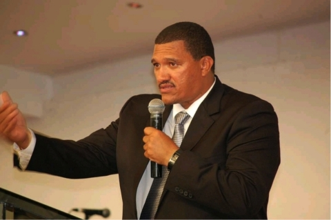 Marius Fransman becomes the official Fight to Fame Chairman in South Africa (Photo: Business Wire)