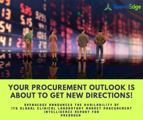 Global Clinical Laboratory Market Procurement Intelligence Report available for preorder (Graphic: Business Wire)