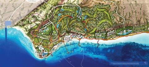 The Coastal Development at AMAALA (Photo : AETOSWire)
