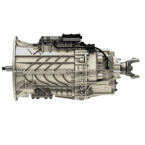 Eaton Cummins Endurant XD automated transmission lineup's highly efficient design reduces cost of ownership through improved overall fuel economy and extended service intervals. (Photo: Business Wire)