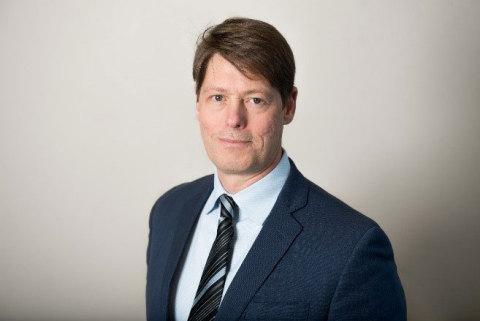 John D. Lewis, Ph.D., CEO, Entos Pharmaceuticals, Inc. (Photo: Business Wire)