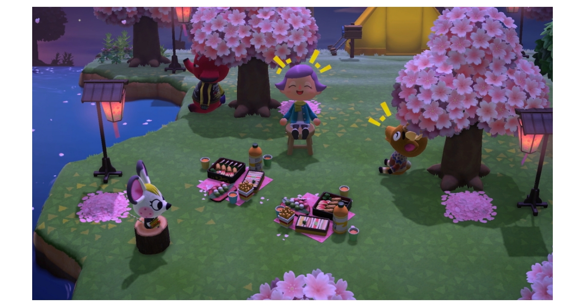 Nintendo Download: Welcome to Your New Island Paradise in Animal Crossing: New Horizons