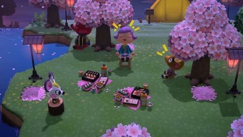 The Animal Crossing: New Horizons game will be available on March 20. (Photo: Business Wire)