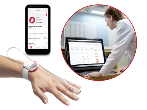 Masimo SafetyNet™ (Photo: Business Wire)