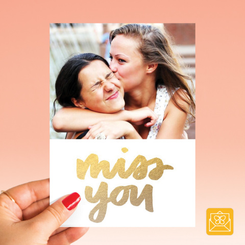FreePrints Cards® App Announces Totally Free Greeting Cards Posted Anywhere in the UK to Bridge the Gap Created by Social Distancing (Photo: Business Wire)