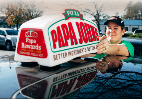 Papa John's is hiring restaurant team members to help support the communities it serves – apply now and start the same day in some restaurant locations. (Photo: Business Wire)
