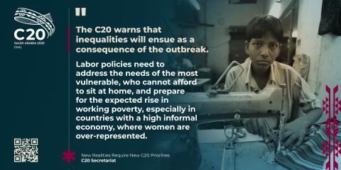 Inequalities risk (Photo: AETOSWire)