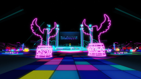 Roblox's 7th Annual Bloxy Awards Experience (Photo: Business Wire)