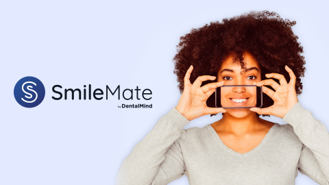 Légende photo: SmileMate by DentalMind