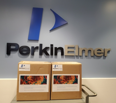PerkinElmer's New Coronavirus RT-PCR test (Photo: Business Wire)