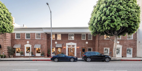 415 North Camden Drive, Beverly Hills (Photo: Business Wire)