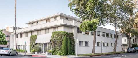 152-160 South Lasky Drive, Beverly Hills (Photo: Business Wire)
