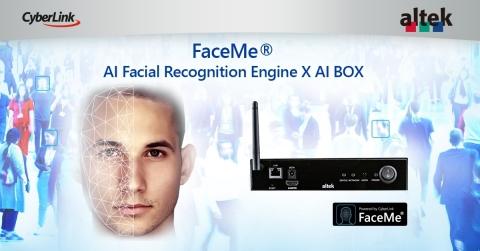 FaceMe_Altek_AIBOX (Photo: Business Wire)