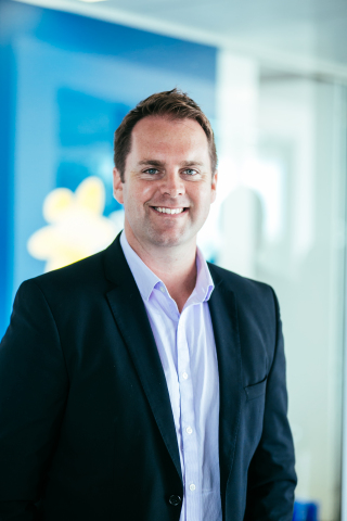 Shayne Connell, CEO of LivingWorks Australia. (Photo: Business Wire)