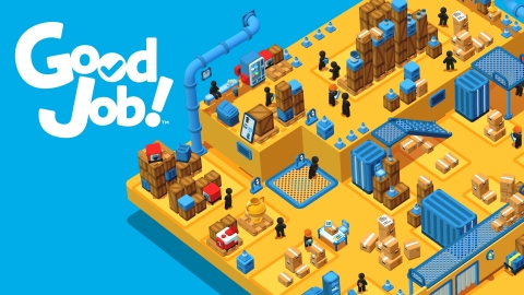 In this madcap action-puzzle game from Nintendo, perform hilarious and challenging tasks around a sprawling office building to get the job done by any means necessary, alone or in two-player mode*! Good Job! launches in Nintendo eShop on Nintendo Switch … today! (Photo: Business Wire)