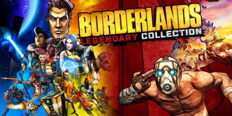 """Many games from publisher 2K are coming to Nintendo Switch on May 29, including sci-fi classic XCOM 2 Collection – which contains XCOM 2, 4 DLC packs, and the War of the Chosen expansion – as well as Borderlands Legendary Collection, which contains the original Borderlands, its sequel, Borderlands 2, and its """"pre-sequel,"""" Borderlands: The Pre-Sequel. (Photo: Business Wire)"""