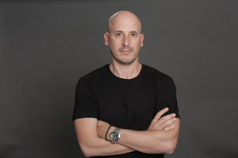 Pyramid CEO and Founder, Omri Kohl. (Photo: Business Wire)