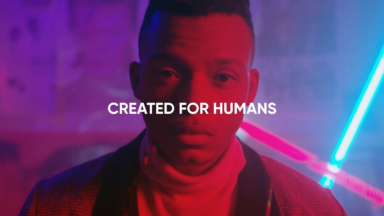 Ficto: Created for Humans