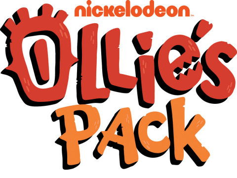 NICKELODEON VENTURES INTO THE MONSTERVERSE IN ORIGINAL ANIMATED SERIES OLLIE'S PACK, PREMIERING MONDAY, APRIL 6 AT 4:00 P.M. (ET/PT)