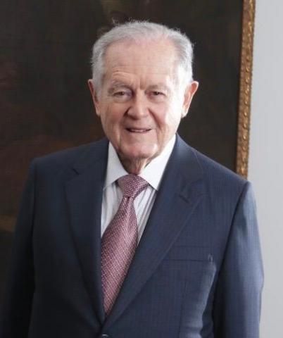 Luis Carlos Sarmiento Angulo, Founder and Chairman of Grupo Aval (NYSE listed: AVAL), announced a $20 million donation to help alleviate the impact of Covid-19 in Colombia. (Photo: Business Wire)