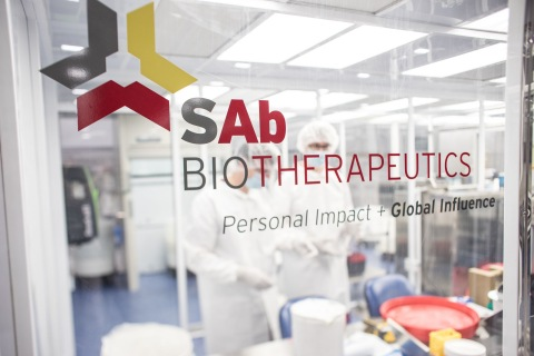 SAB Biotherapeutics has a unique ability to rapidly respond to emerging threats with its proprietary human polyclonal therapeutic platform. (Photo: SAB Biotherapeutics)