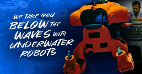 Houston Mechatronics has built the Aquanaut, a transforming all-electric undersea vehicle. This untethered and AI-enabled vehicle is capable of efficient, long-distance transit and data collection in 'AUV' (autonomous underwater vehicle) mode. After transforming into 'ROV' (remotely operated vehicle) mode, the head of the vehicle pitches up, the hull separates, and two manipulator arms are activated allowing Aquanaut to accomplish advanced subsea operations. Watch how electronics powers this unique transformer under the sea.  https://youtu.be/cdc5mQcJlqY (Graphic: Altium LLC)