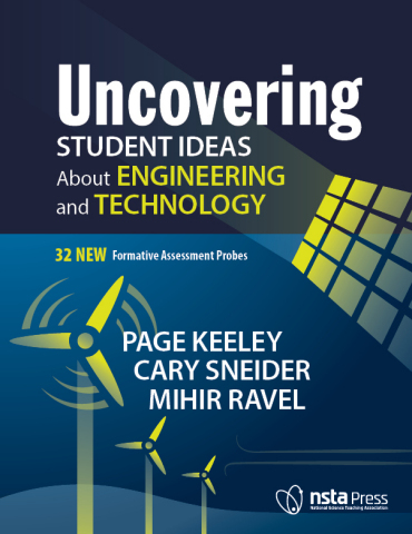 Uncovering Student Ideas About Engineering and Technology book cover (Graphic: Business Wire)