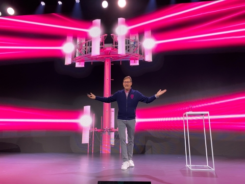 T-Mobile Completes Merger with Sprint to Create the New T-Mobile (Photo: Business Wire)